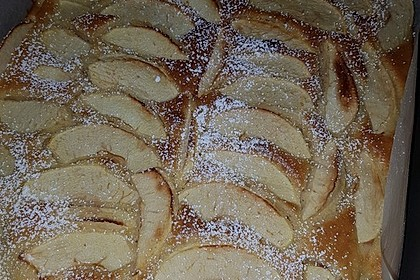 Apfelkuchen schnell und einfach 6