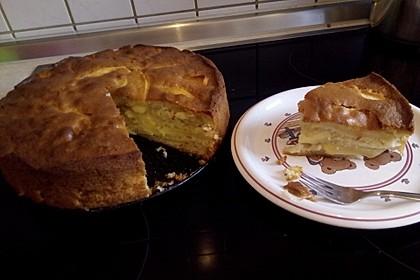 Apfelkuchen schnell und einfach 7