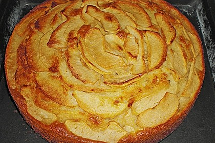 Apfelkuchen schnell und einfach 14
