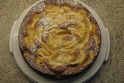 Apfelkuchen schnell und einfach 9
