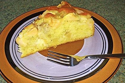 Apfelkuchen schnell und einfach 5
