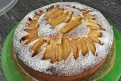 Apfelkuchen schnell und einfach 8
