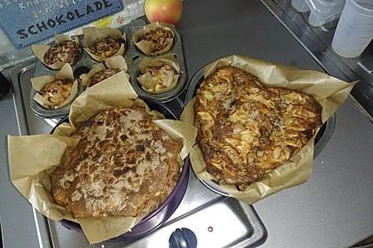 Apfelkuchen schnell und einfach 22