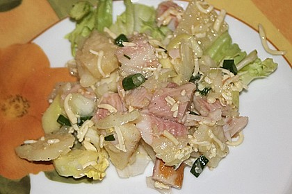 Friesischer Räucherfischsalat 2