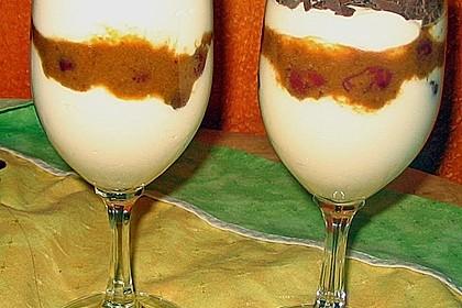 4 Schicht - Frucht - Joghurt - Dessert 12