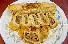 Chinakohl Pfannkuchen