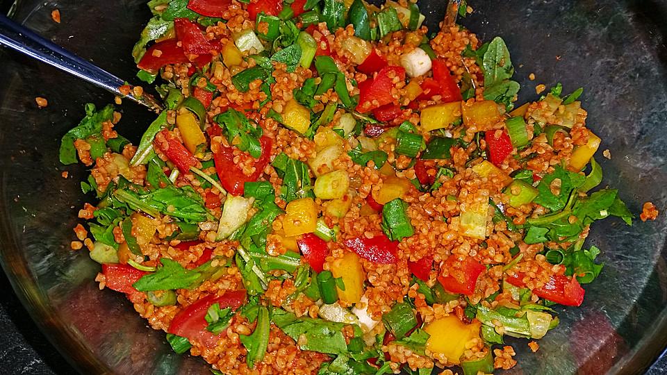 Bulgur salat rezepte