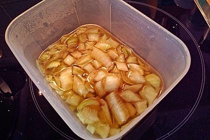 Zwiebel - Honig - Saft gegen Husten 2
