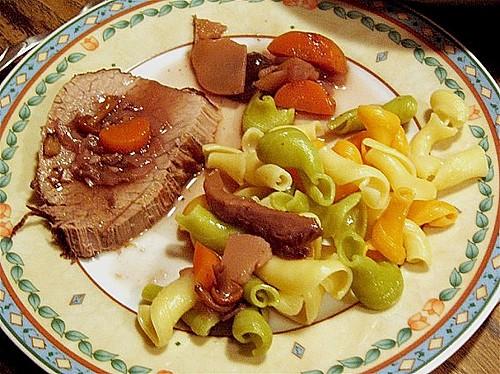 Italienische Rezepte Kostenlos : rinderbraten auf italienische art rezept mit bild ~ Lizthompson.info Haus und Dekorationen