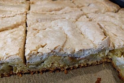 Rhabarberkuchen vom Blech á la Irmhild