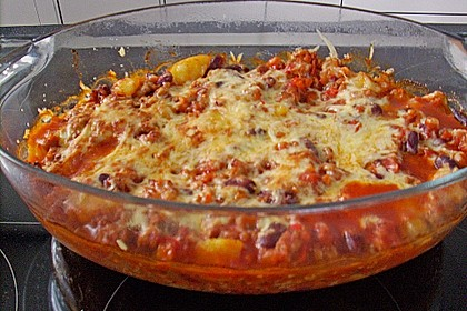 Chili con Carne - Auflauf 15