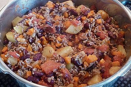 Chili con Carne - Auflauf 16