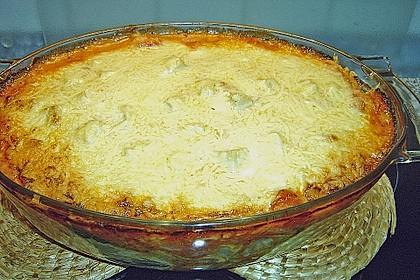 Spinat-Käse-Auflauf 8