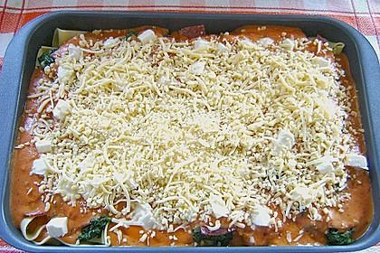 Spinat-Käse-Auflauf 19