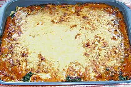 Spinat-Käse-Auflauf 13