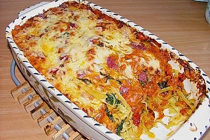 Spinat-Käse-Auflauf 3