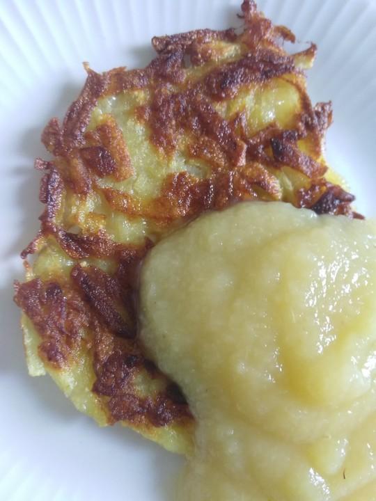 Kartoffelpuffer rezept 1 person