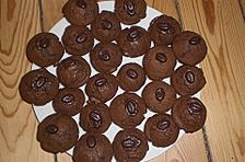 Schoko - Espresso - Muffins