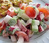 Fitness - Topfen - Salat