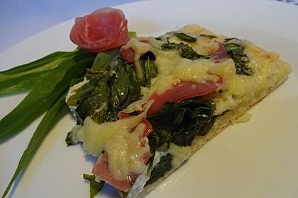 Bärlauch-Pizza 4