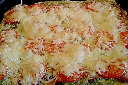 Bärlauch-Pizza 44