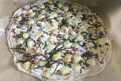 Bärlauch-Pizza 31
