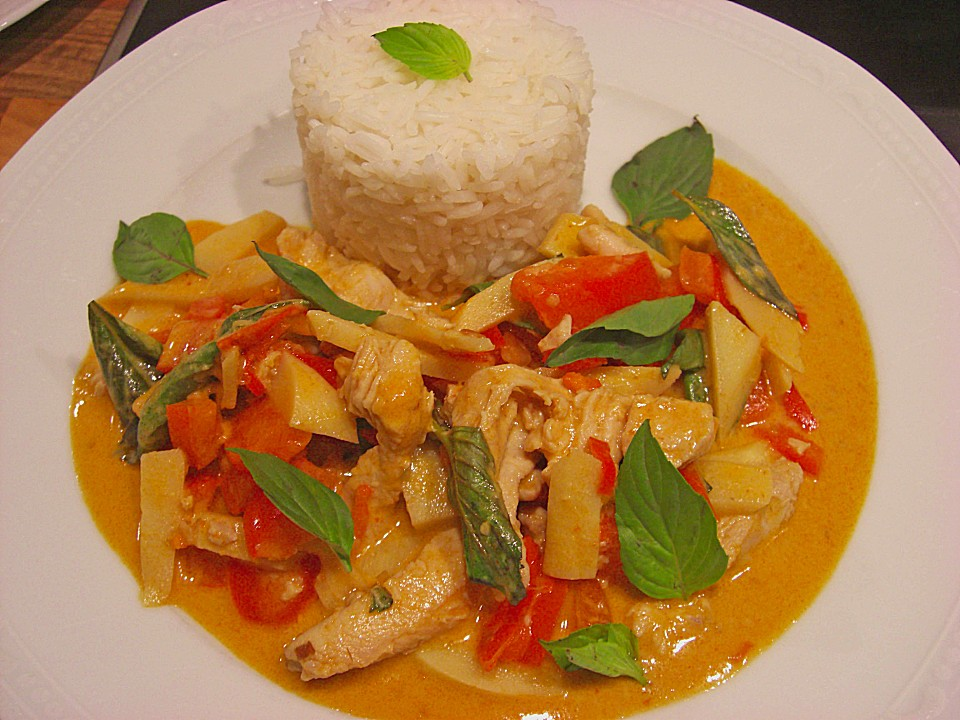 Thai Curry Recipe Dishmaps