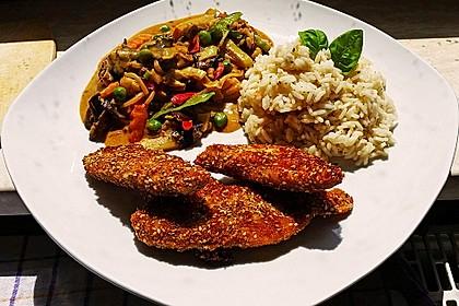 Schnelles Thai-Curry mit Huhn, Paprika und feiner Erdnussnote 51