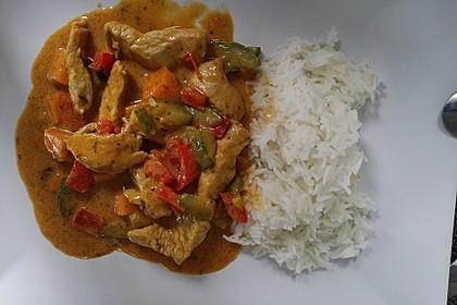 Schnelles Thai-Curry mit Huhn, Paprika und feiner Erdnussnote 21