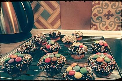 Geburtstags - Muffins 1