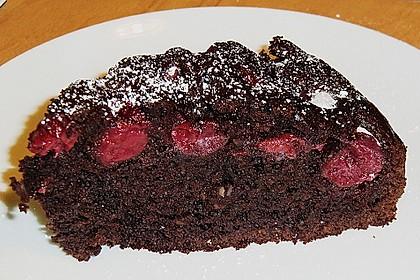 Kuchen mit normalen kakao