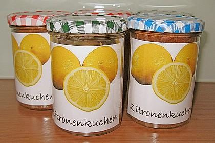 Saftiger Zitronenkuchen 17