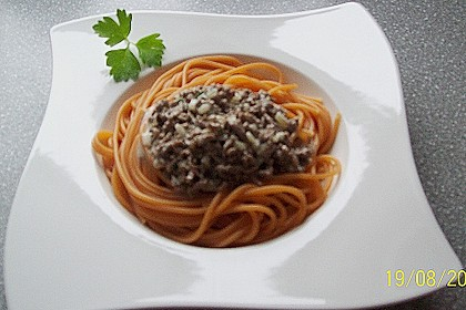 Weiße Bolognese 27