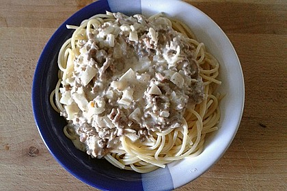 Weiße Bolognese 17