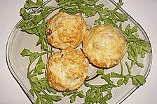 Käse - Salami - Muffin