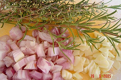 Gemüse - Bolognese zu Spaghetti 2