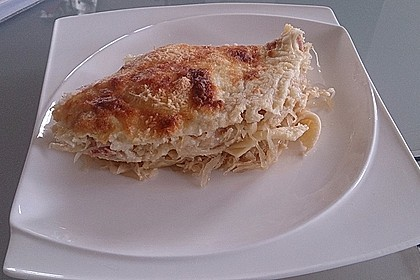 Sauerkraut-Lasagne 9