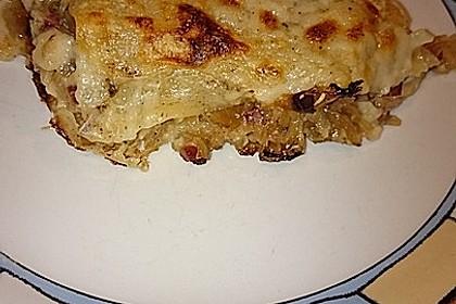 Sauerkraut-Lasagne 10
