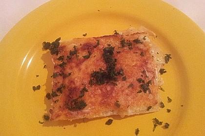 Sauerkraut-Lasagne 21