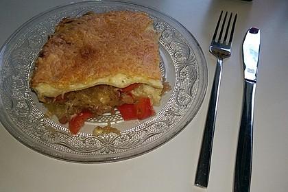 Sauerkraut-Lasagne 11