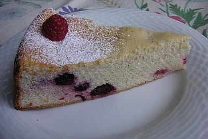Einfacher Quarkkuchen ohne Boden 7