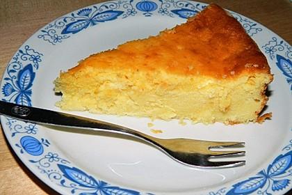 Einfacher Quarkkuchen ohne Boden 26