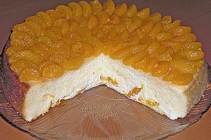 Einfacher Quarkkuchen ohne Boden 29