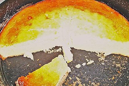 Einfacher Quarkkuchen ohne Boden 36