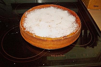 Einfacher Quarkkuchen ohne Boden 22