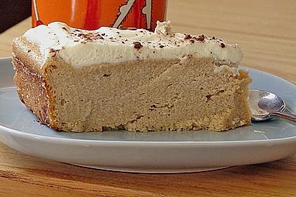 Einfacher Quarkkuchen ohne Boden 30