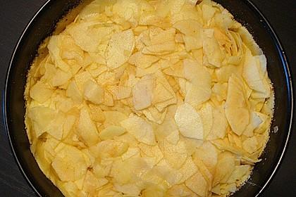 Apfel - Zimt - Krümelkuchen 11