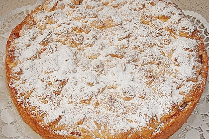 Apfel - Zimt - Krümelkuchen 8