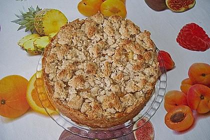 Apfel - Zimt - Krümelkuchen 3