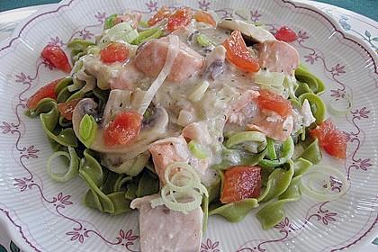 Fischragout mit Gemüse 0